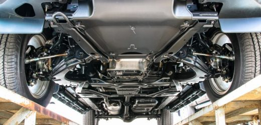 Why Does Your Car Have a Squeaky Suspension?