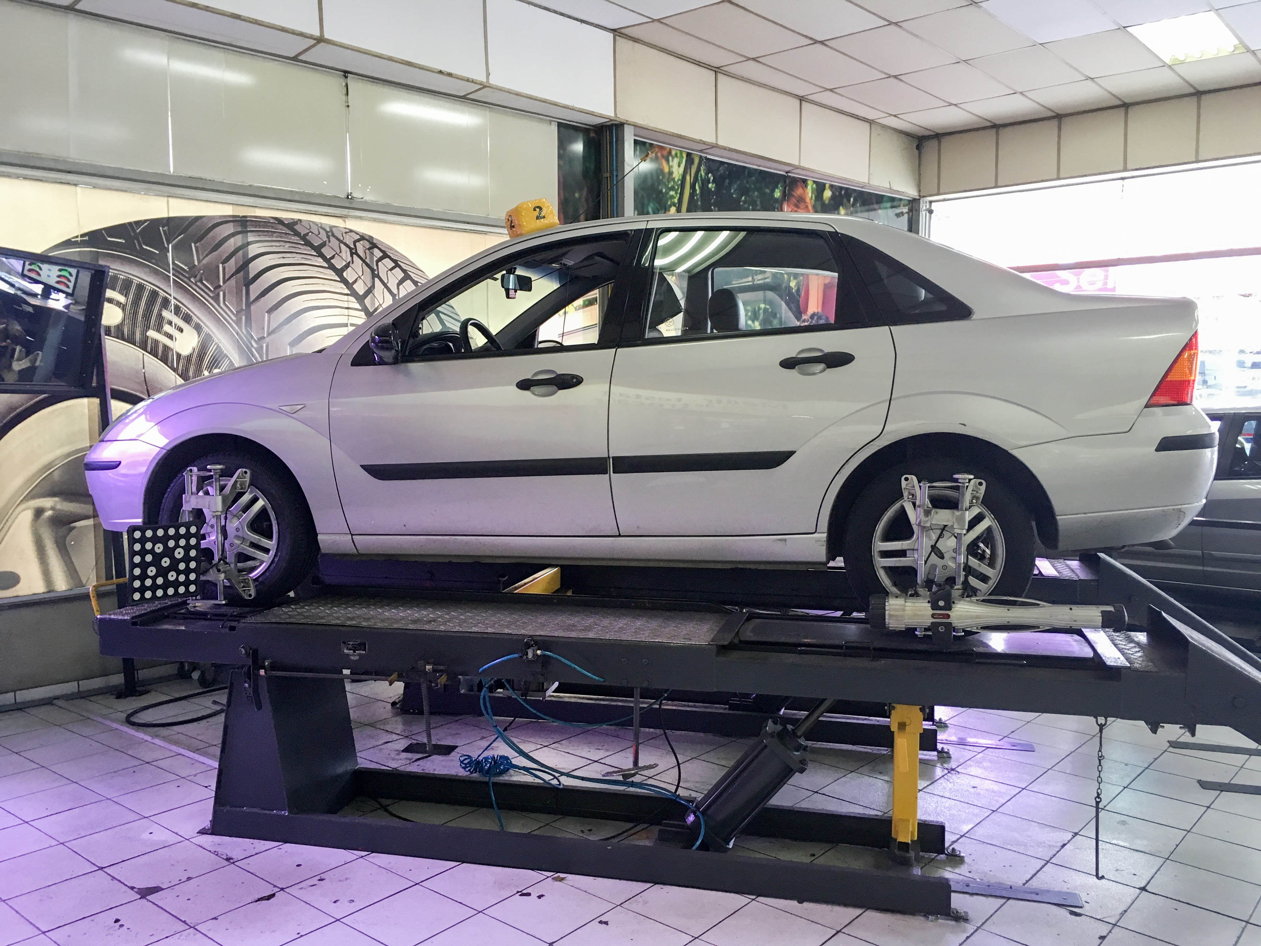 What is Caster in Wheel Alignment?