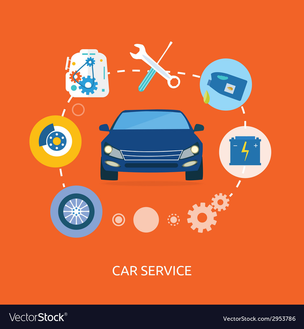 Car Maintenance and Service Checklist
