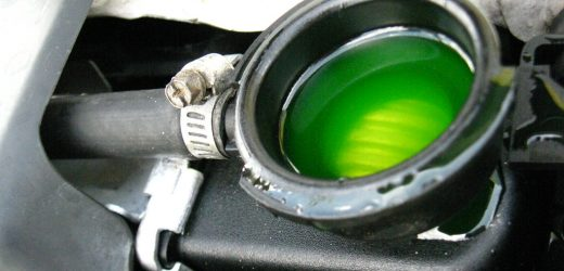 Choosing and Maintaining the Engine Coolant