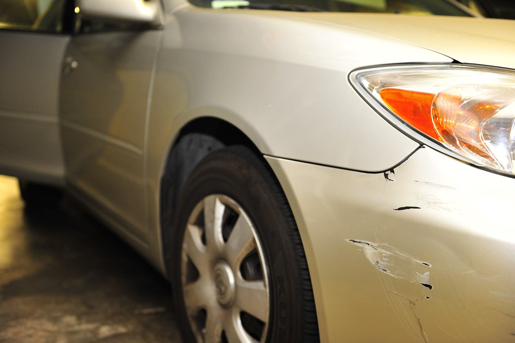 DIY – How to Fix Car Body Scratch