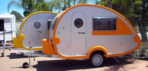 Special Features of Small Caravans