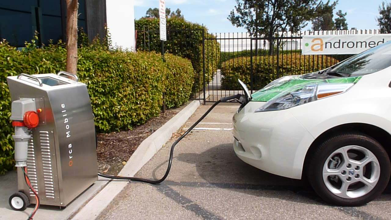 Electric Cars: What Are the Different Types of Electric Recharging Stations