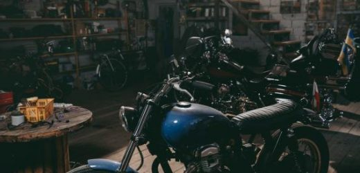 Storing Your Motorcycle for the Winter