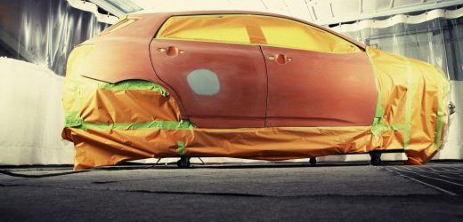 Essential Steps to Repainting Your Car