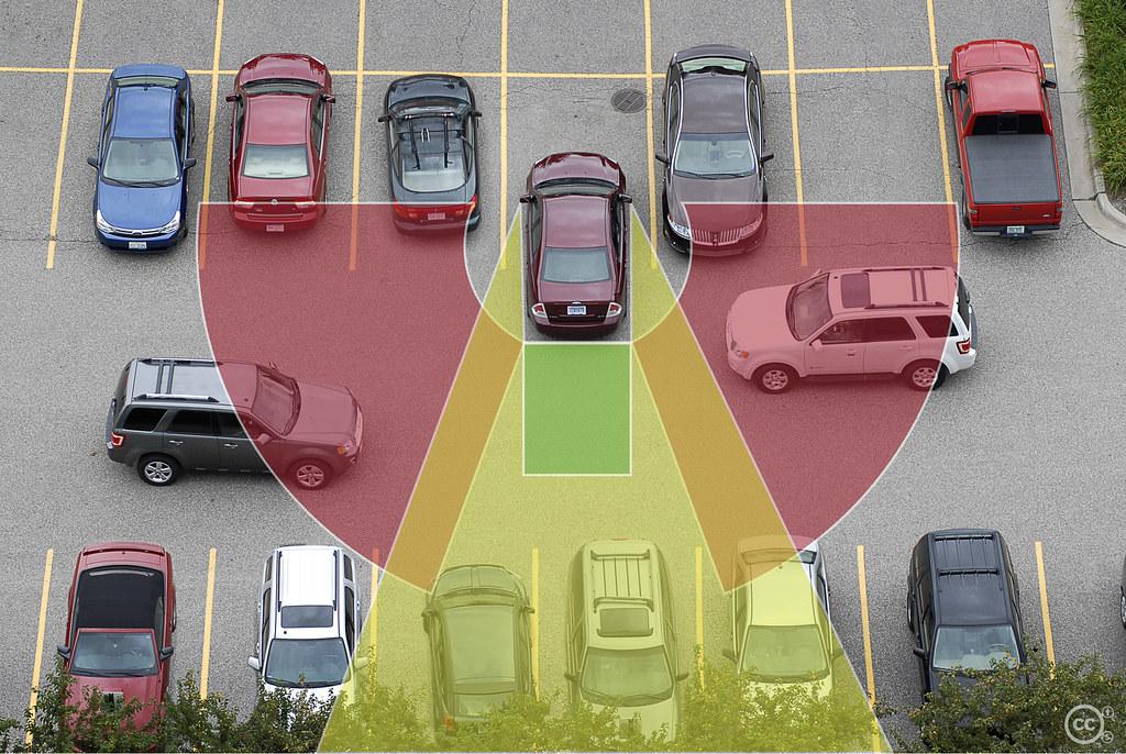 How Does a Reverse Car Radar Work