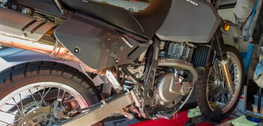 6 Easy Steps to Change Brake Pads on a Motorcycle