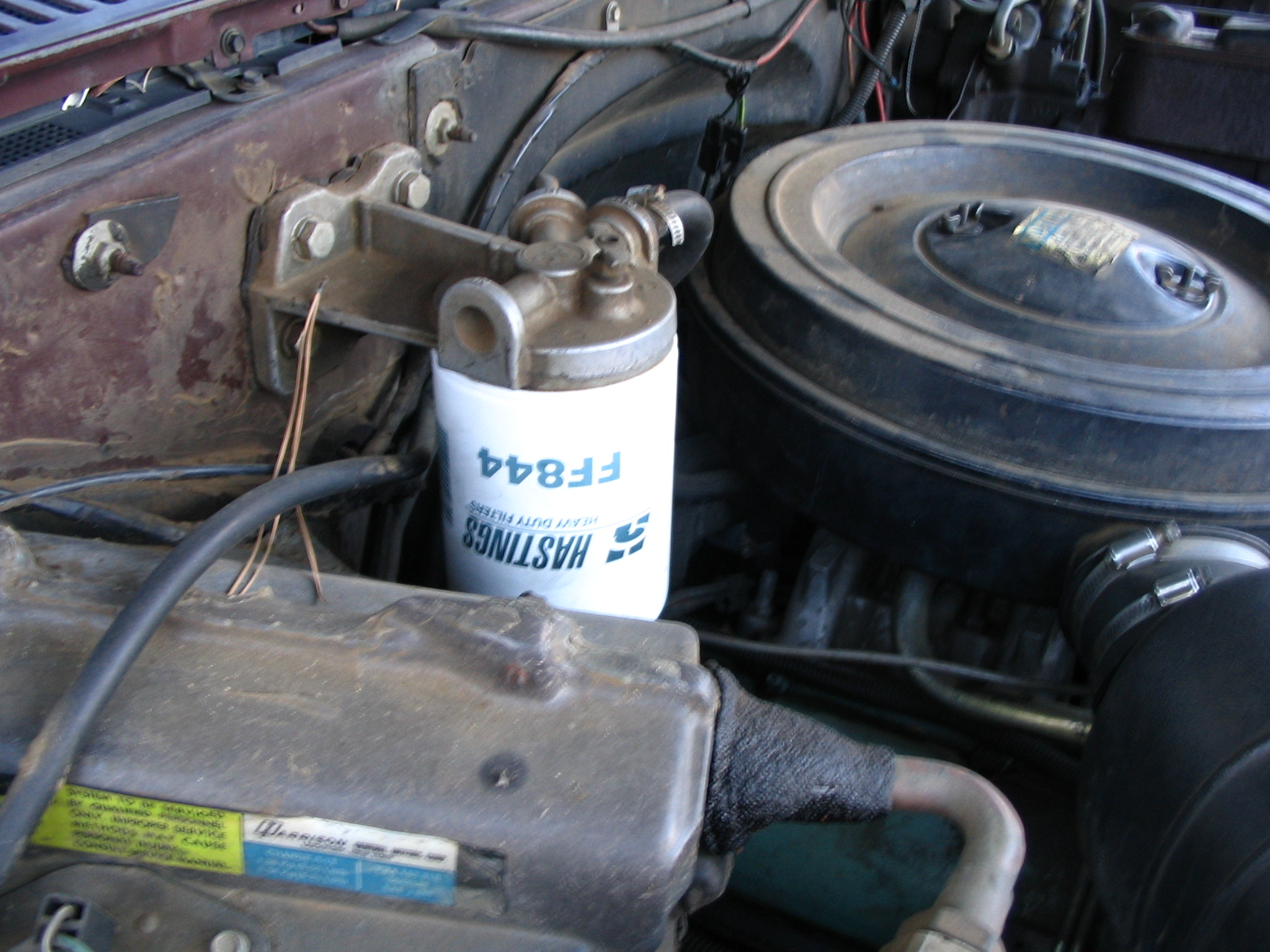 7 Essential Steps to Change a Diesel Filter