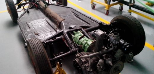 Auto Body: The Chassis and Its Repairs