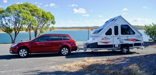 What Is a Low-Profile Caravan?