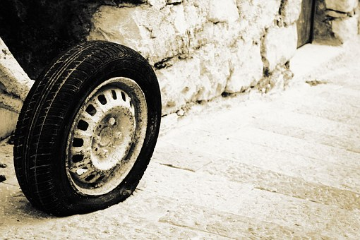 WHEN CAN A TYRE BE REPAIRED?