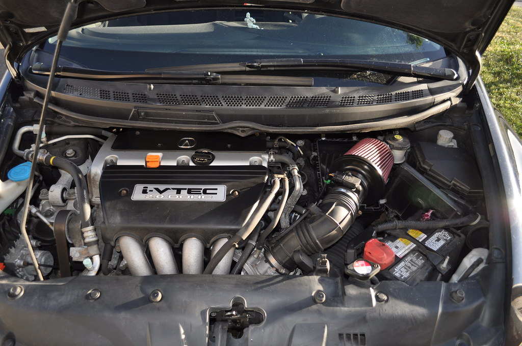Why Install a Car Intake Kit
