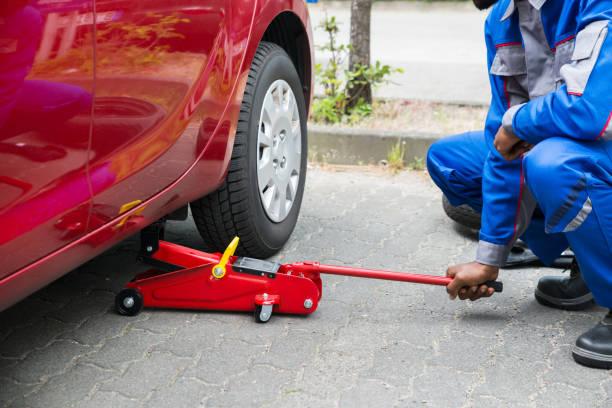 Why Should You Get a Car Floor Jack?