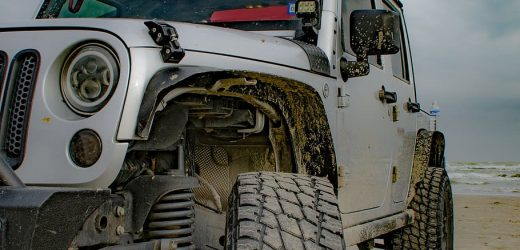 4×4 Off-Road Tyres: Characteristics and Specificities, Points of Sale