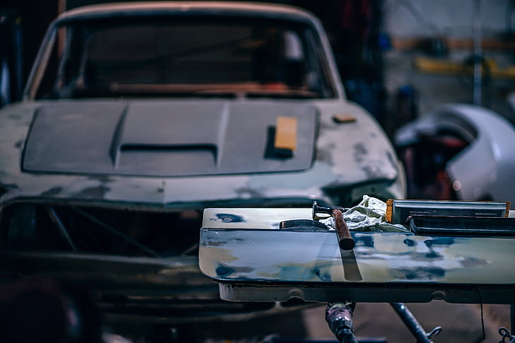The Ultimate Auto Body Shop Tools for Common Repairs